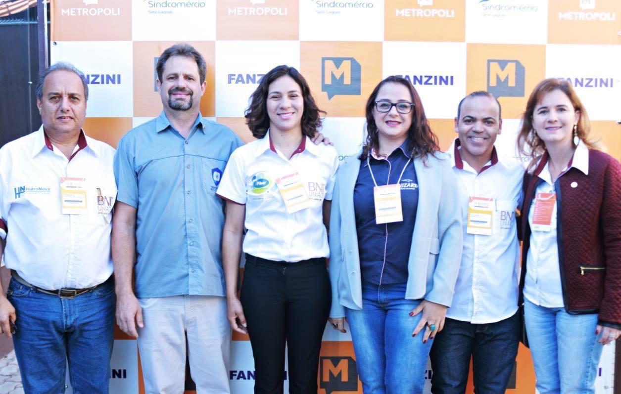 Hidronova marca presença no 18º Encontro Empresarial de Sete Lagoas
